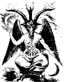 The Worship of Lucifer, SATAN