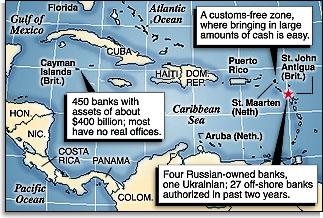 Cayman Islands Money Laundering Cases