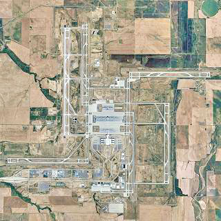 The Denver Airport Looks Like A Swastika, Doesn't It?