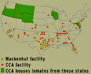 FEMA Halliburton Confirms Concentration Camps Already Constructed - Germany map of concentration camps