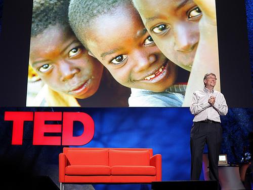 Bill Gates, TED, and Edu-Propaganda