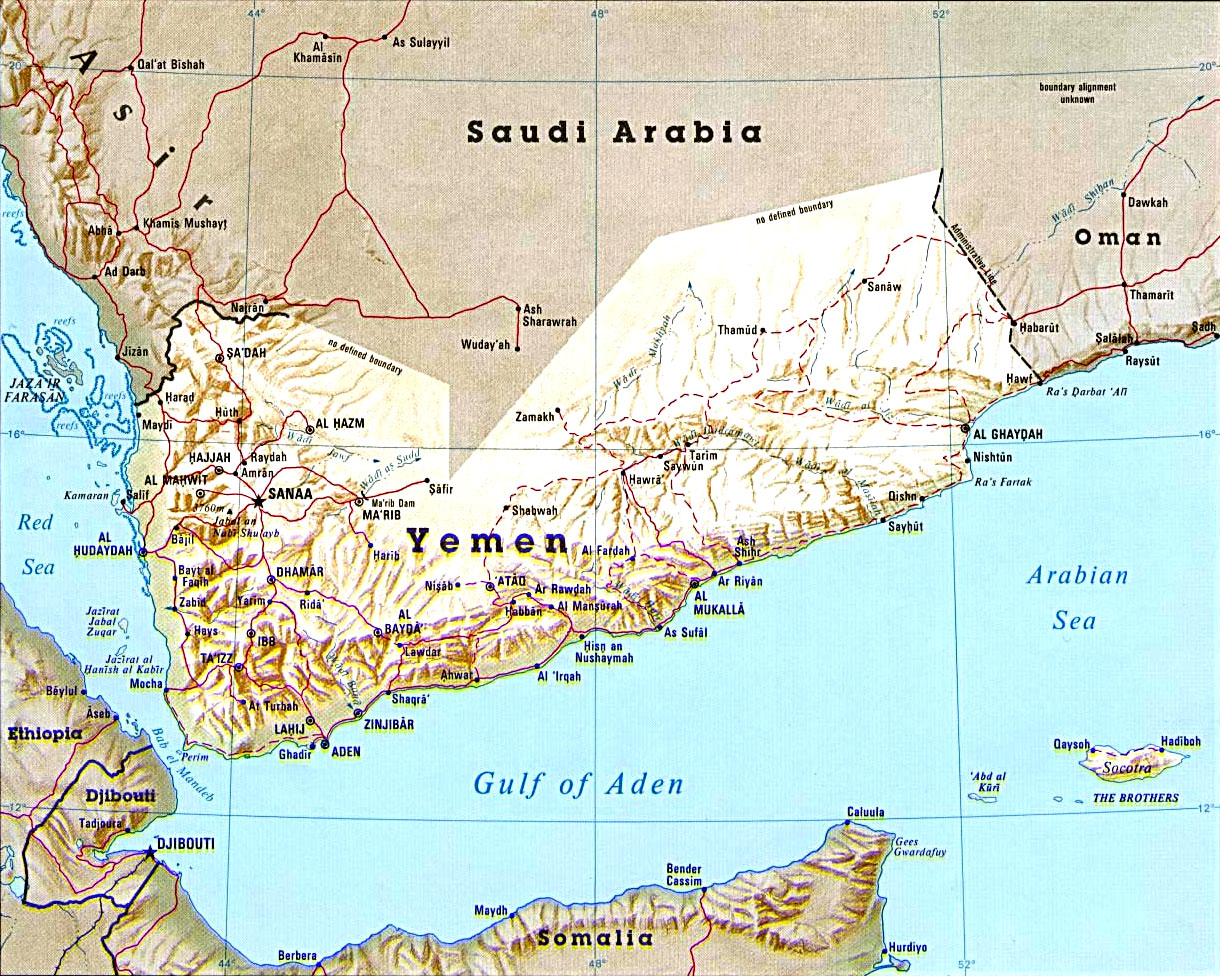 The Yemen Hidden Agenda - Behind The Al-Qaeda Scenarios, A ...