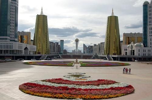 Astana Kazakhstan nwo