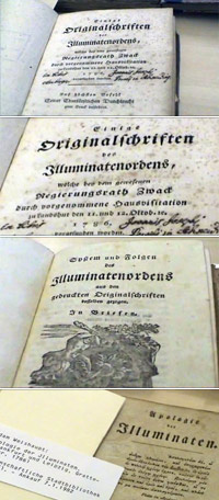 Original Writings of the Illuminati at the University of Ingolstadt