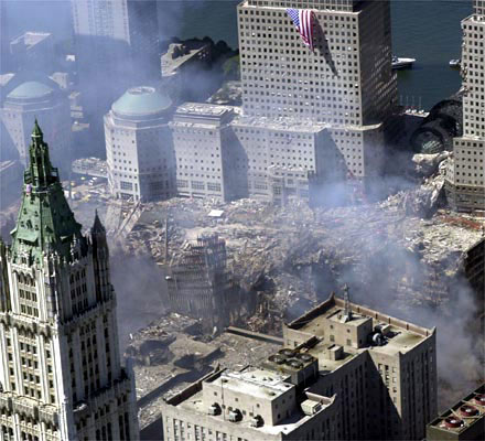 The Untold Story Of The Woolworth Building Incidents On 9