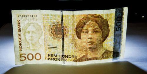 El mayor banco de noruega exige la prohibici n del dinero for Efectivo ya sucursales