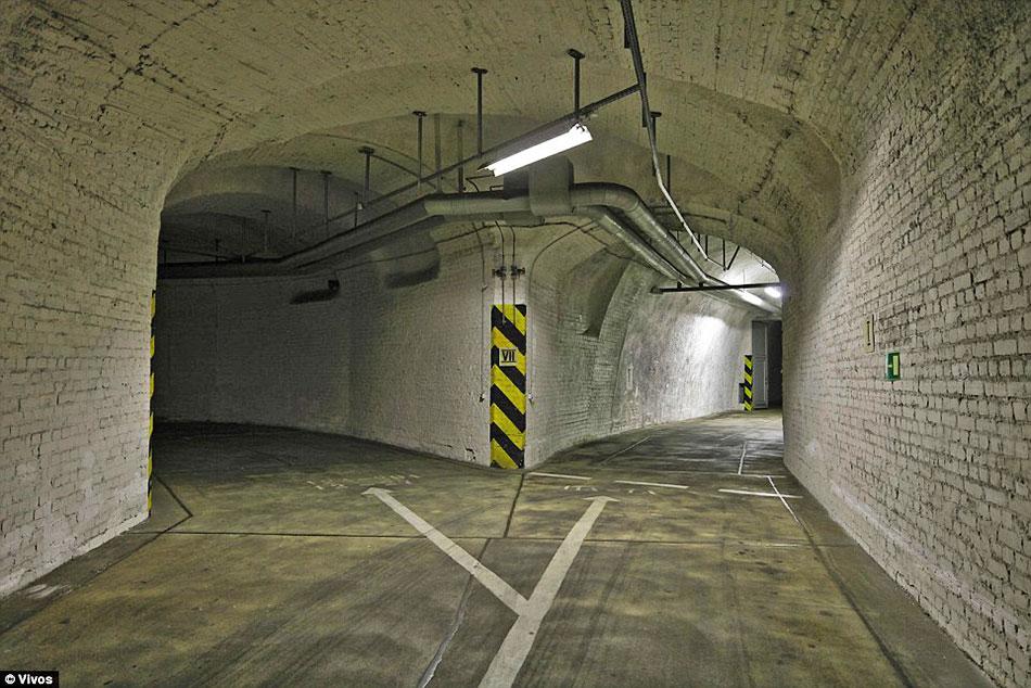 The Doomsday Bunker For Billionaires