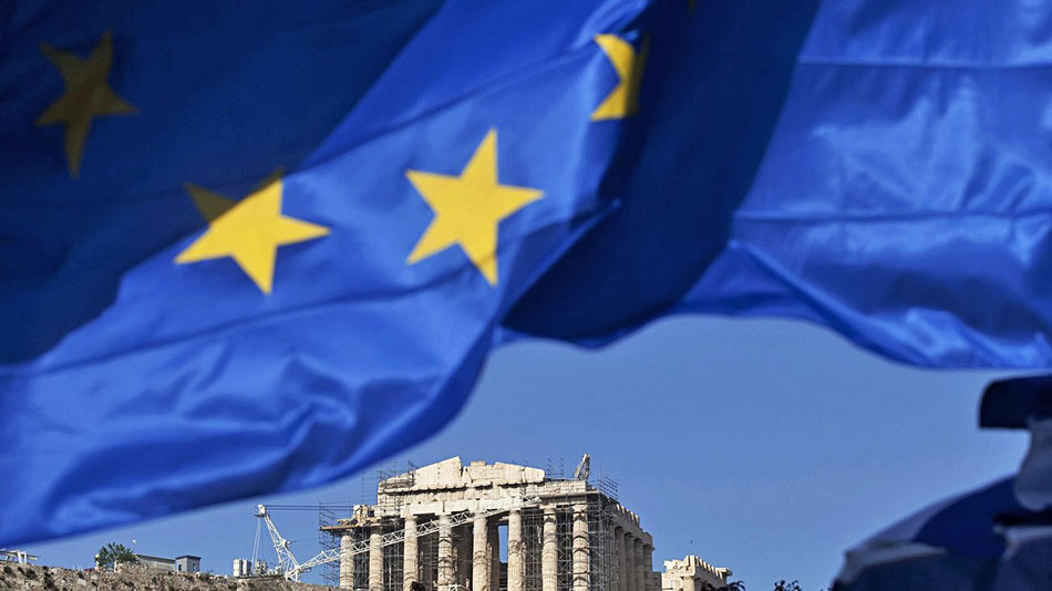 Greece and the european union first as tragedy second as farce thirdly as vassal state for Farcical reversal