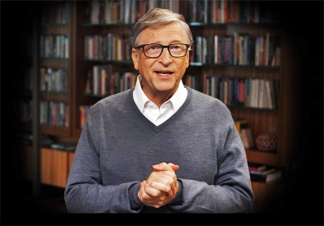 Robert Koch Institut Bill Gates