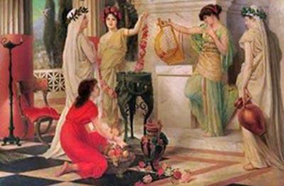 cortesana rae prostitutas en babilonia