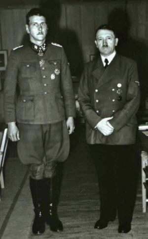 George Bush Sr Scherff 4th Reich In The Usa Deathbed