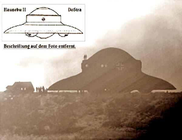 Wah!! NAZI Ternyata Dulunya Telah Berhasil Menciptakan UFO !