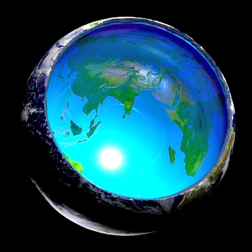 Truth Is Stranger Than Fiction The Hollow Earth