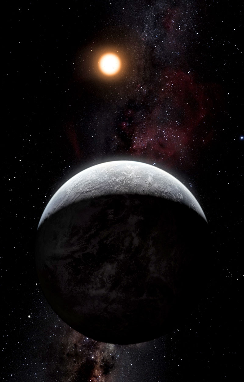Able Planet: Newfound Alien Planet In Habitable Zone