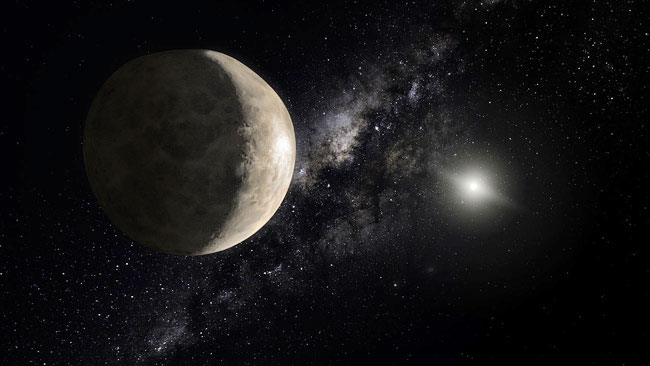 farthest dwarf planet from the sun - photo #24