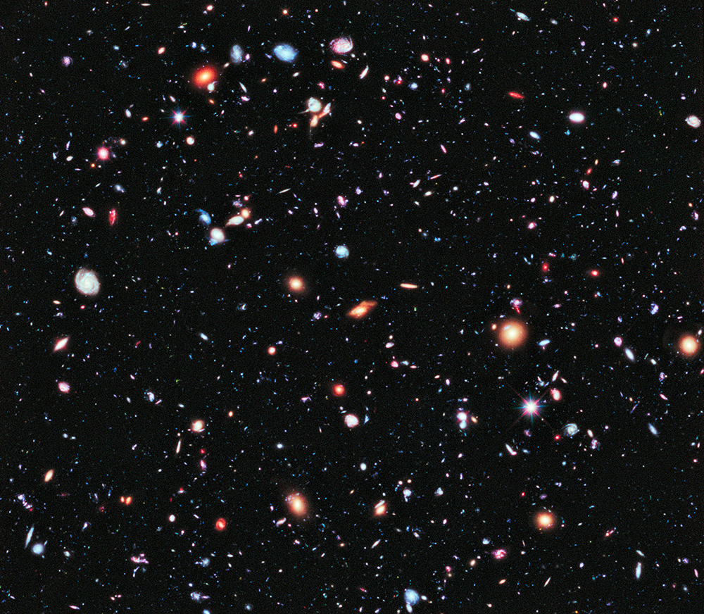 ¿Dónde está el borde del universo?