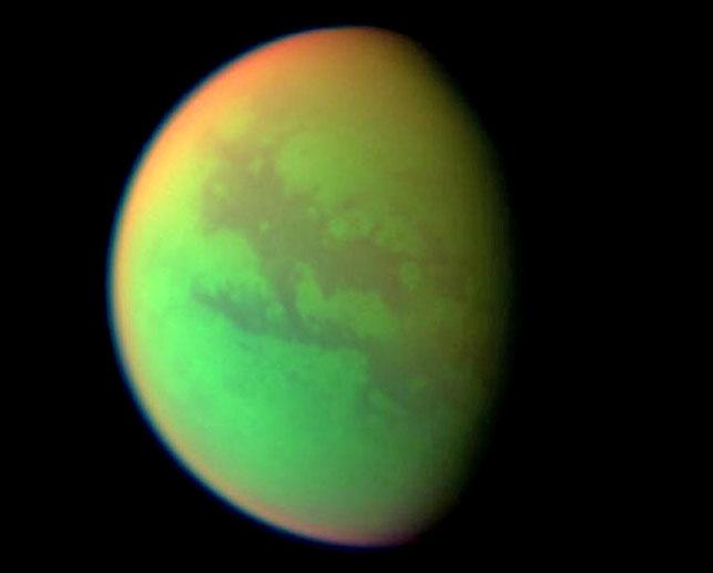 Titan Tells Strange Tales