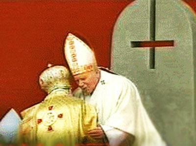 La Poltrona Del Papa.Il Falso Pietro E Gli Annunci Del Giudizio Finale Papa Francesco