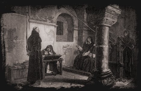 Why was the inquisition a major part of European life?