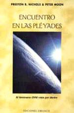 книга «Встреча в Плеядах». авторы Престон Николс и Питер Мун.  Libro