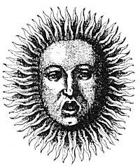 THE SOLAR FACE.