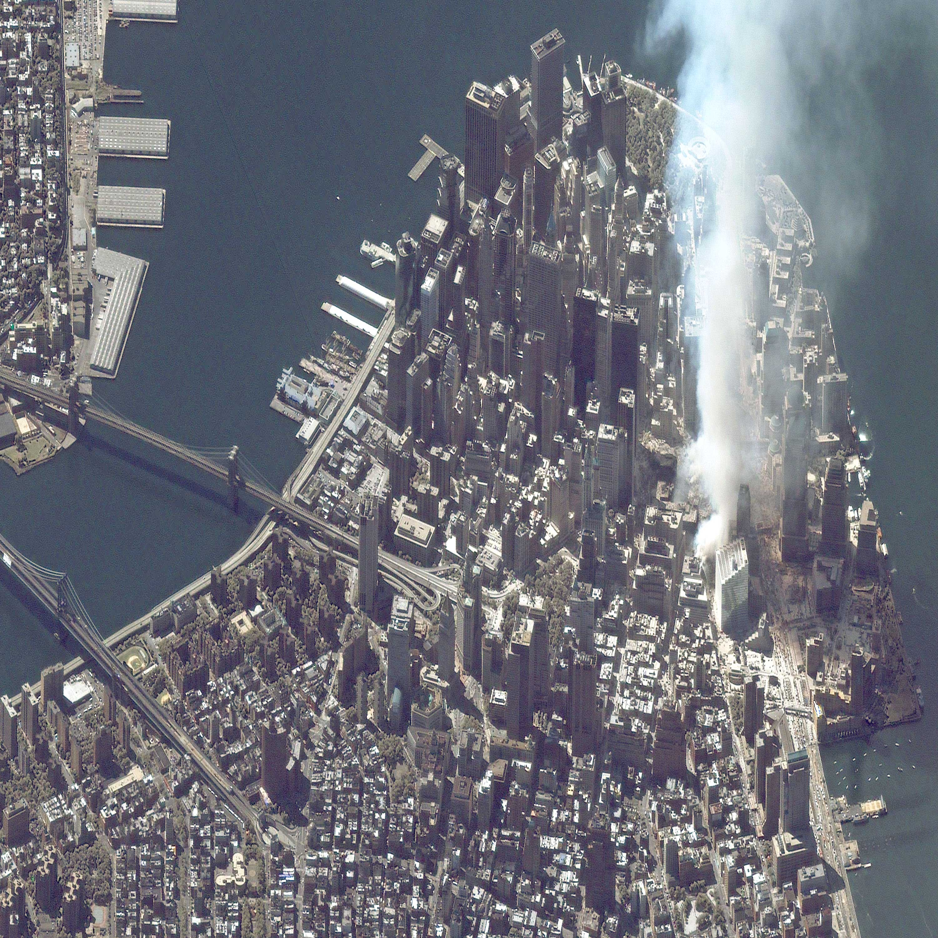 The 9-11 Events - Los Eventos del 9-11
