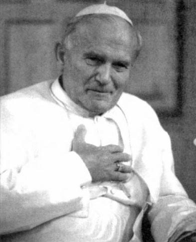 Pope John Paul Ii Illuminati
