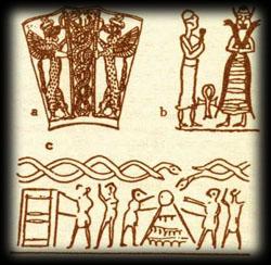 Sumerian Alien Description - Sumerian Culture and The Anunnaki