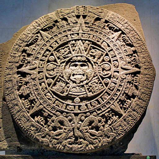 Aztec Sun Stone