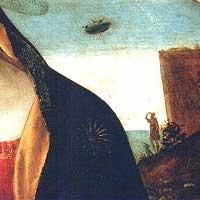 madonna Nap ufo