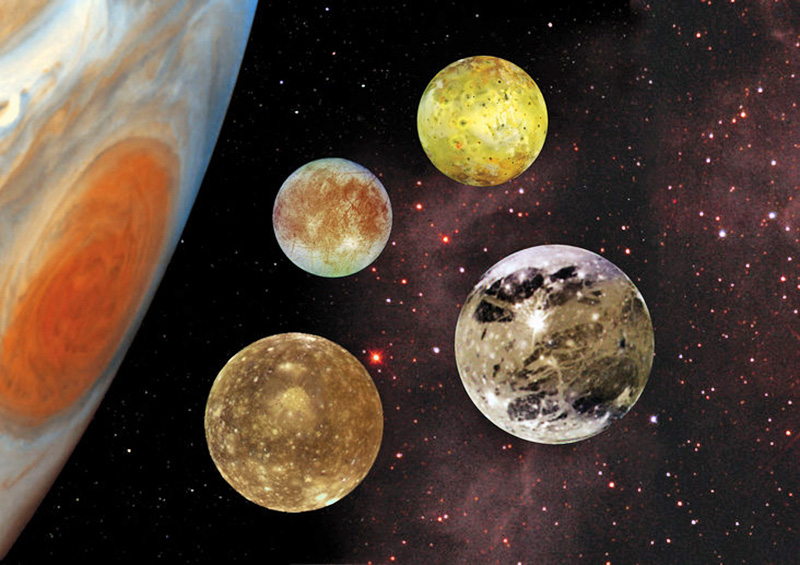 terraformed solar system with labels - photo #47